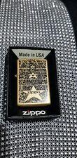 ZIPPO Genuine Lighter Planeta STAR
