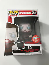 Funko Pop Shaun Of The Dead Ed Fugitive Toys Exclusive 259