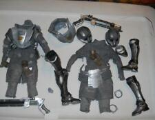 1/6 scale Space Marine Uniform Armor and Weapons Lot X2 - 2 Sets loose