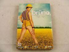 Bruno - DVD Movie -  RARE Thai Version - Movie is in Thai Language - Tested