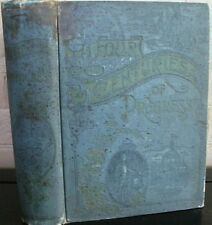 Four Centuries of Progress or Panorama of American History from...1893 engravins