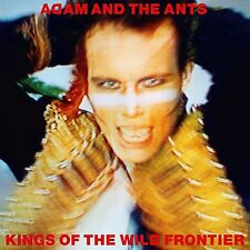 ADAM AND THE ANTS Kings of the Wild Frontier BOX Super Deluxe Edition NEW .cp