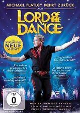 MICHAEL FLATLEY - LORD OF THE DANCE - DIE SPEKTAKULÄRE NEUE SHOW   DVD NEU