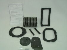1969 Camaro Complete Fresh Air Vent Duct Seal Kit with Instructions