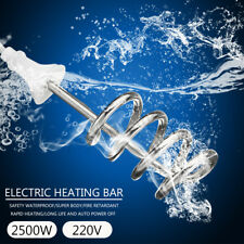Water Heater Element Portable Electric Immersion Boiler Heating Rod 2500W