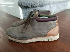 GENUINE  Men,s barbour shoes/BOOTS  size 9 UK . BROWN