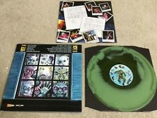 Scary kids scaring kids after dark Lp green camo Silverstein saosin emery afi