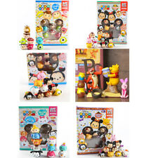 New Disney TSUM TSUM PVC Action Figures Decorations Collectables Toys With Box