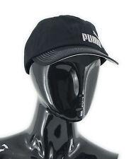 PUMA Kappe Heritage III 843377 01,Gr One size, Farbe Schwarz (black-white)