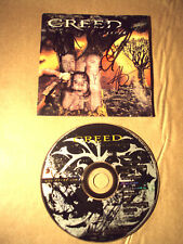 CREED - FULLY SIGNED WEATHERED CD - BY ALTER BRIDGE - MARK TREMONTI & BRO - RARE