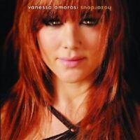 "VANESSA AMOROSI ""HAZARDOUS"" CD NEW!"