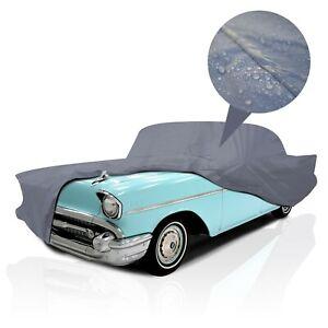 [PSD] Supreme Semi Custom Full Car Cover for Nash Statesman 1951 Sedan 4-Door