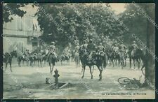 Gorizia Città Militari cartolina QT0976