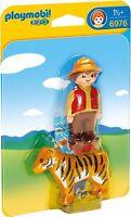 6976 playmobil 1 2 3 * Wildhüter mit Tiger * für Kinder ab 1½ Jahren / 18 Monate