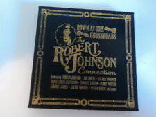 The Robert Johnson Collection Down at the Crossroads CD set VGC