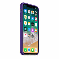Violet Matte Mobile Phone Cases & Covers for iPhone X