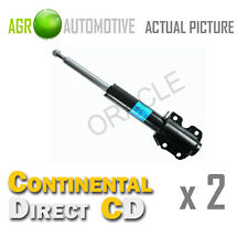 2 x CONTINENTAL DIRECT FRONT SHOCK ABSORBERS SHOCKERS STRUTS OE QUALITY GS3040F