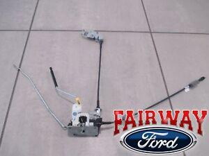 92 thru 18 Econoline E150 E250 OEM Ford RH Side Hinged Cargo Door Latch w/ Cable