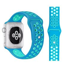 Correa Deportiva Transpirable Silicona Suave - Apple Watch 1/2/3/4/5/6/SE iWatch