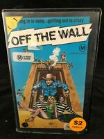 OFF THE WALL VHS