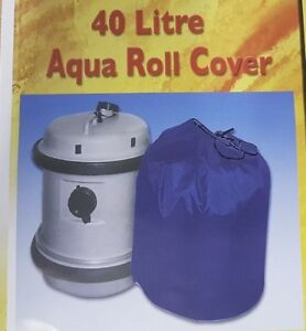 Aquaroll Storage Bag - BLUE  Caravan / Motorhome  - BDACR42