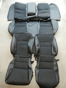 2018-2019 Honda ACCORD SPORT / EX / HYBRID SEDAN OEM vinyl/cloth seat covers