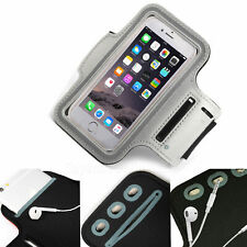 Grey Sports Armband Phone Case Cover Gym Running FOR Xiaomi Mi Mix 3 5G