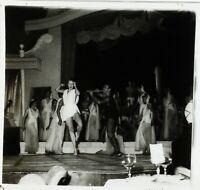 PARIS La Nouvelle Ève Danse Antique ca 1950, Photo Stereo Cellulose L15n3
