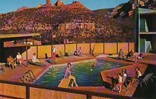 Postcard Matterhorn Motor Lodge Sedona AZ