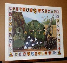 In Memory by Deana M Prewitt Pruitt Vietnam War Airborne Boots Military