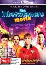 The Inbetweeners Movie DVD R4