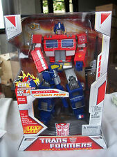 TRANSFORMERS OPTIMUS PRIME Autobot 20th Anniversary DVD Edition  NEW  In Box