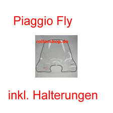 Windschild 50 cm Piaggio Fly 50 - 125