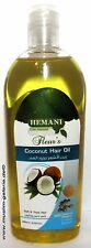 Hemani Kokosöl+ Rizinusöl (Castor Oil) & Sesamöl *Haaröl haarwuchs haarausfall*