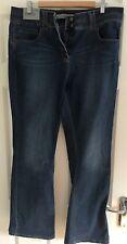Next sexy high waist bootcut jeans size 18L BNWT