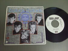 "DURAN DURAN Japan Promo White Label 7""/45 SAVE A PRAYER"