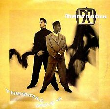 LP - Mantronix - This Should Move Ya (Funk, Rap) NUEVO - NEW, STOCK STORE
