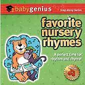 Favorite Nursery Rhymes by Genius Products (CD, Jun-1999, ITM Corp.)