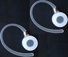 2 Earhooks For Motorola HX550 H19txt H17txt Headset Ear Hook Loop Earhook Eu10
