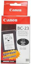 Lot of 3 New In Box Sealed Genuine Canon BC-05 Color Inkjet Cartridges BC05