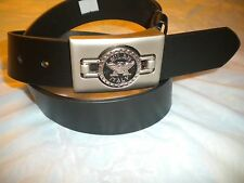 BRAND NEW FASHION BUCKLE  COMBINATION OF BLACK AN SILVER ONLY BUCKLE