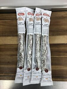 Fuet Catalan Spanish Cured Salami 4 X 170 Gluten Free Not Chorizo