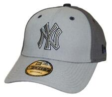 """New York Yankees New Era MLB 9Forty """"The League Pop"""" Adjustable Hat - Gray"""
