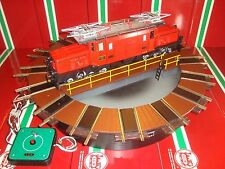 LGB 14000 ELECTRIC MOTORIZED G SCALE TURNTABLE EXCELLENT LN CONDITION SUPER RARE