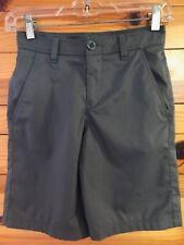 Under Armor Gray Shorts Boys EUC Size 12