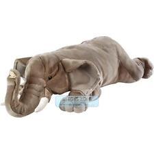 Africa Elephant 76cm Floppy Wild Republic Stuffed Zoo Animal Kids Soft Plush Toy