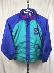 VTG USA Olympic Basketball Dream Team Mens 1992 Barcelona Reebok GORETEX Jacket