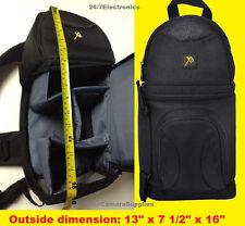 SLING BACKPACK BAG CASE fit CAMERA CANON REBEL XS EOS 500D 600D 550D T6i T6S