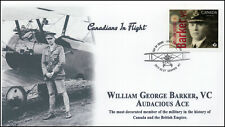 Ca19-034, 2019, Canadians in Flight, Pictorial Postmark, First Day Cover, Willia