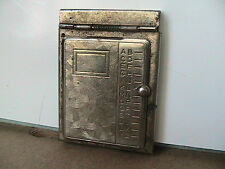 Antique Miniature Metal, Phone Number and Address Book